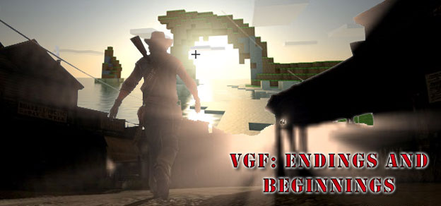 Video Game Foresight - Endings and Beginnings