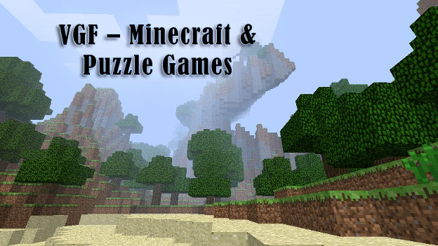 Video Game Foresight - Minecraft And Puzzle Games