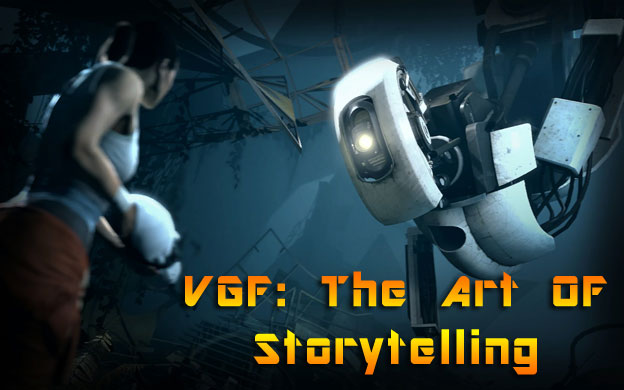 Video Game Foresight - Portal, Left 4 Dead, And The Art Of Storytelling