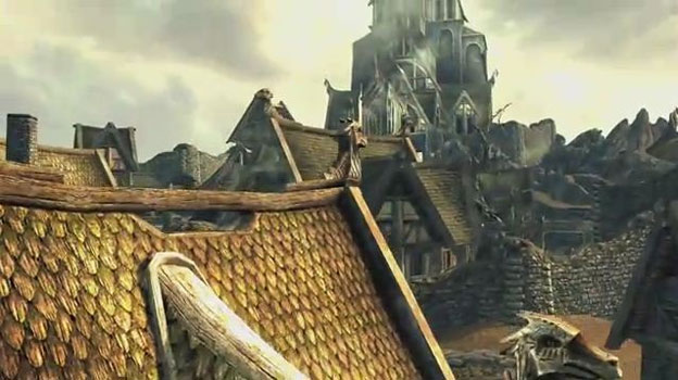 Video Game Foresight - Where Will Skyrim's DLC Take Us?