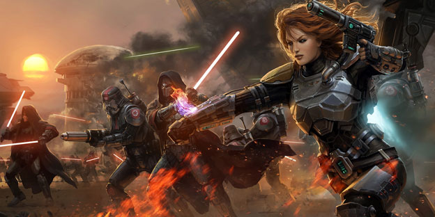 Video Game Foresight - Can Star Wars: The Old Republic Save The MMO?