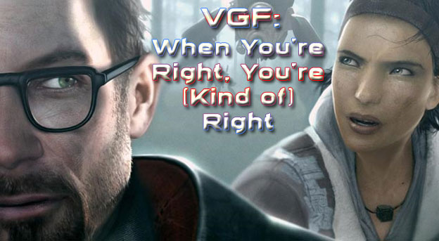 Video Game Foresight - When You're Right, You're (Kind of) Right