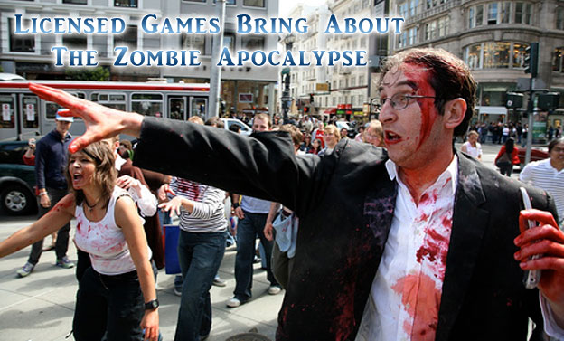 Video Game Foresight - Licensed Games Bring About The Zombie Apocalypse