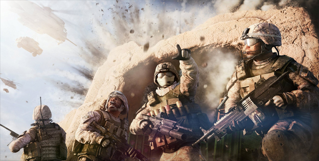 Warfighter's Multiplayer Punishes The Selfish And Solitary