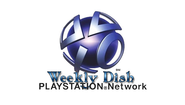 The Weekly Dish – PlayStation Not-work Edition