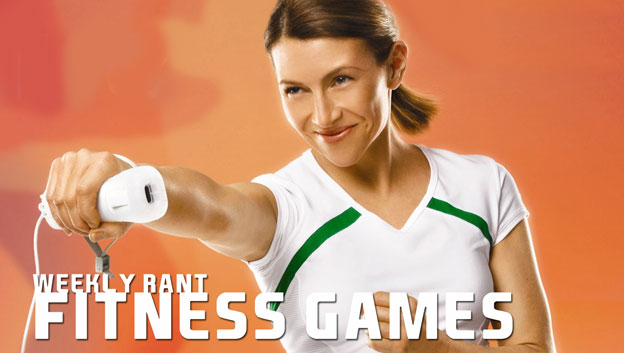 Weekly Rant: Fitness Games