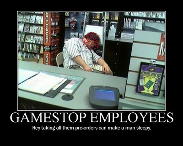 Weekly Rant - Video Game Store Clerks
