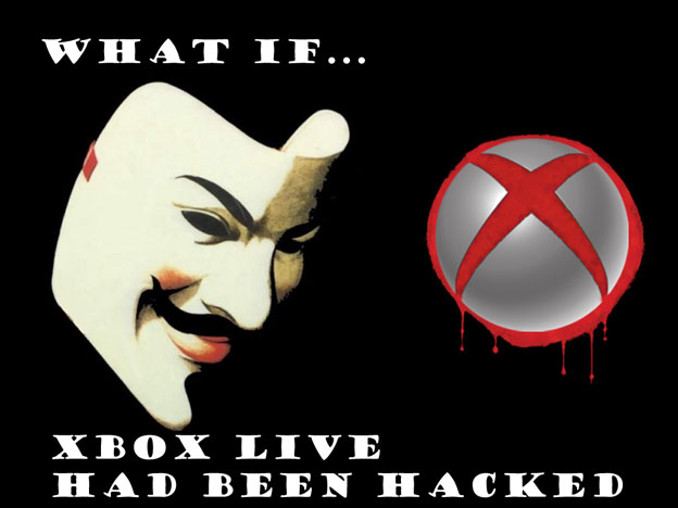 What If Xbox Live Had Been Hacked Instead Of Sony?