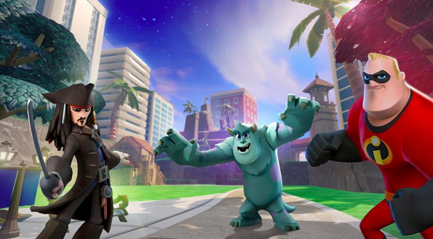 What Is Disney Infinity?