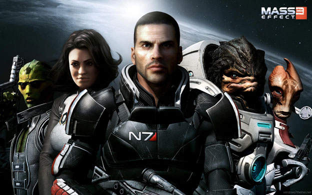 What We Want From Mass Effect 3