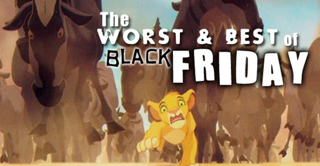 Worst & Best Black Friday 2011