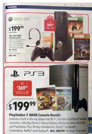 Best Buy's Console Deals