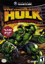 The Incredible Hulk: Ultimate Destruction (PS2, Xbox, Gamecube)