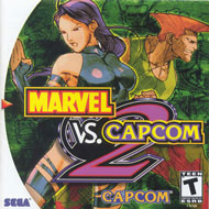 Marvel vs. Capcom 2: New Age of Heroes (Dreamcast, PS2, Xbox)