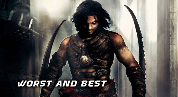 Worst & Best Men In Video Games