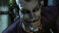 The Joker from Batman Arkham Asylum