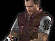Barry from Resident Evil