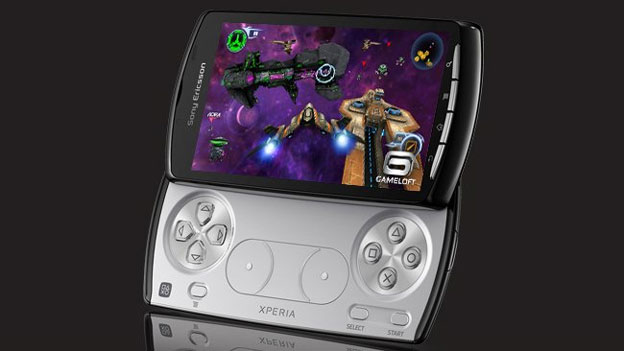 The Xperia™ PLAY - A Phone For Gamers