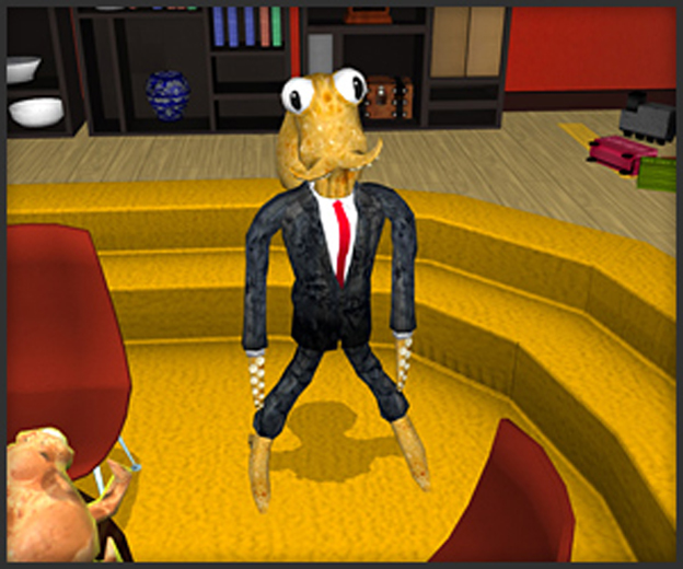 Young Horses Breaks Octodad's Cover