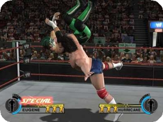 WWE: Day of Reckoning 2 Review / Preview for the GameCube (GC)