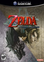 The Legend Of Zelda: Twilight Princess box art