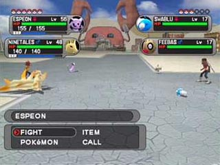 Pokemon XD Review / Preview for the GameCube (GC)