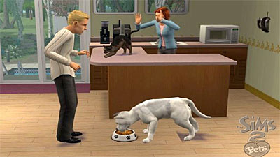 The Sims 2 Pets screenshot