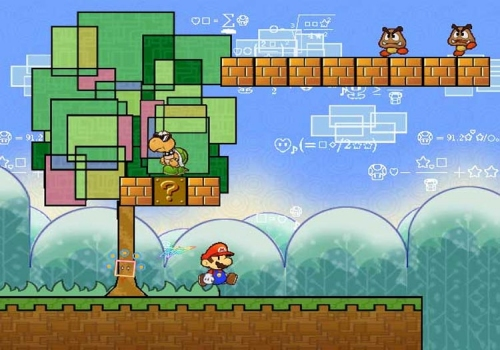 super paper mario review the new nsider forum