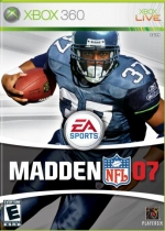Madden Curse box art