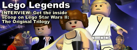 Lego Star Wars 2: The Original Trilogy interview