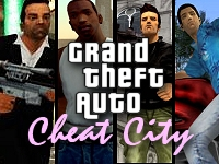 Grand Theft Auto: Cheat City
