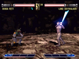 Star Wars: Masters of Teras Kasi PSone