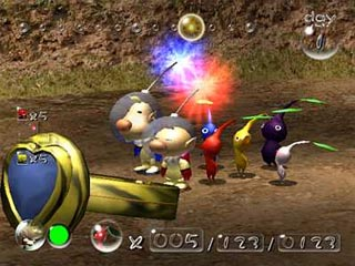 Pikmin 2 Review Preview For The Gamecube Gc