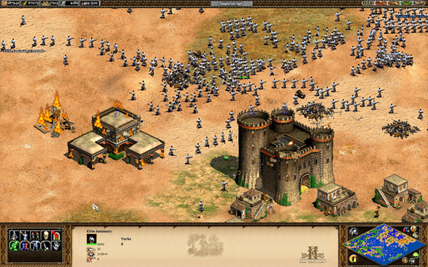 <b>Age</b> <b>of Empires</b> <b>II</b>: Definitive Edition - <b>Age</b> <b>of Empires</b>