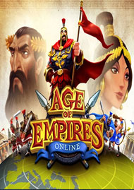 Age of Empires Online box art