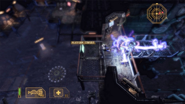 Alien Breed 3: Descent Screenshot