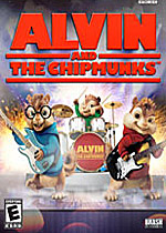 Alvin and the Chipmunks box art