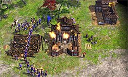 Age of Empires III: The Asian Dynasties screenshot