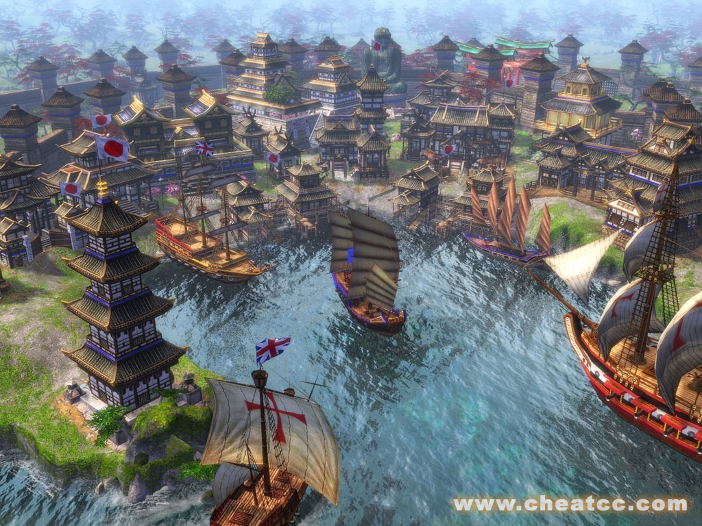 Age of Empires III: The Asian Dynasties Review for PC