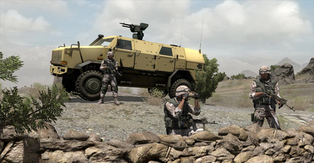 ArmA II: Army of the Czech Republic Screenshot