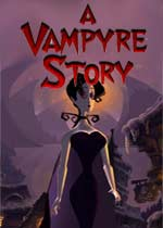 A Vampyre Story  box art