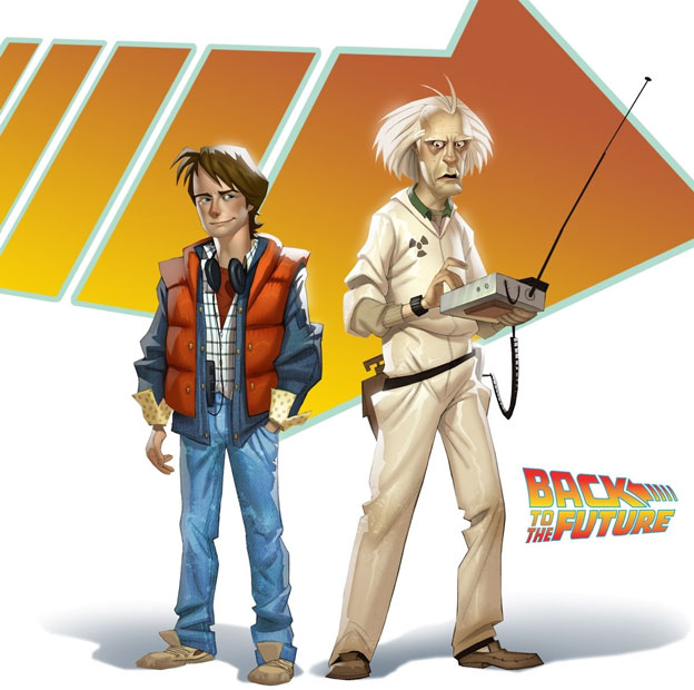 Back to the Future: The Game (Episode 2: