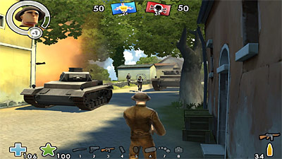 Battlefield Heroes screenshot