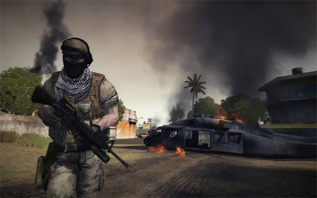 Battlefield Play4Free Screenshot
