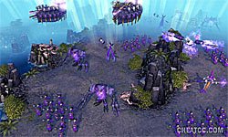 BattleForge screenshot