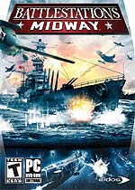 Battlestations: Midway box art
