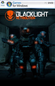 Blacklight: Retribution Box Art