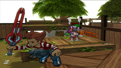 Cartoon Network Universe: FusionFall screenshot