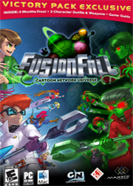 Cartoon Network Universe: FusionFall box art