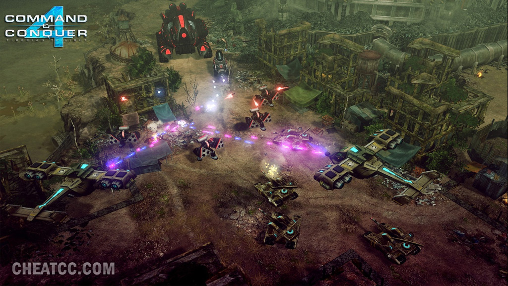 Command & Conquer 4: Tiberian Twilight Review for PC